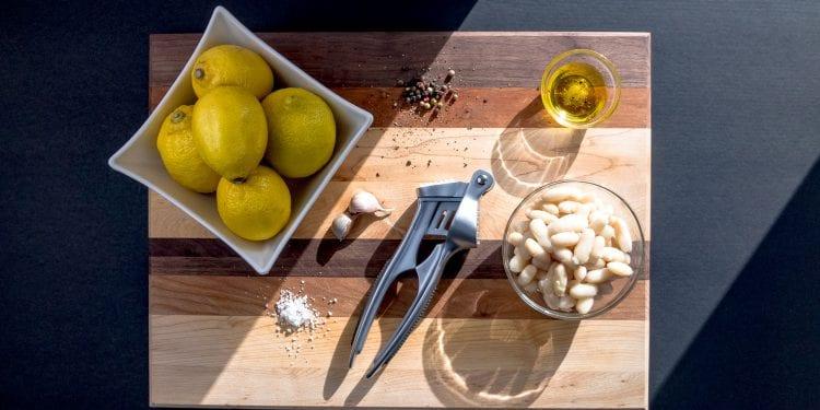 white bean dip ingredients