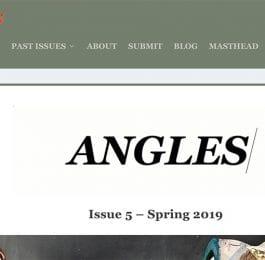 website screenshot - angles.sjfc.edu